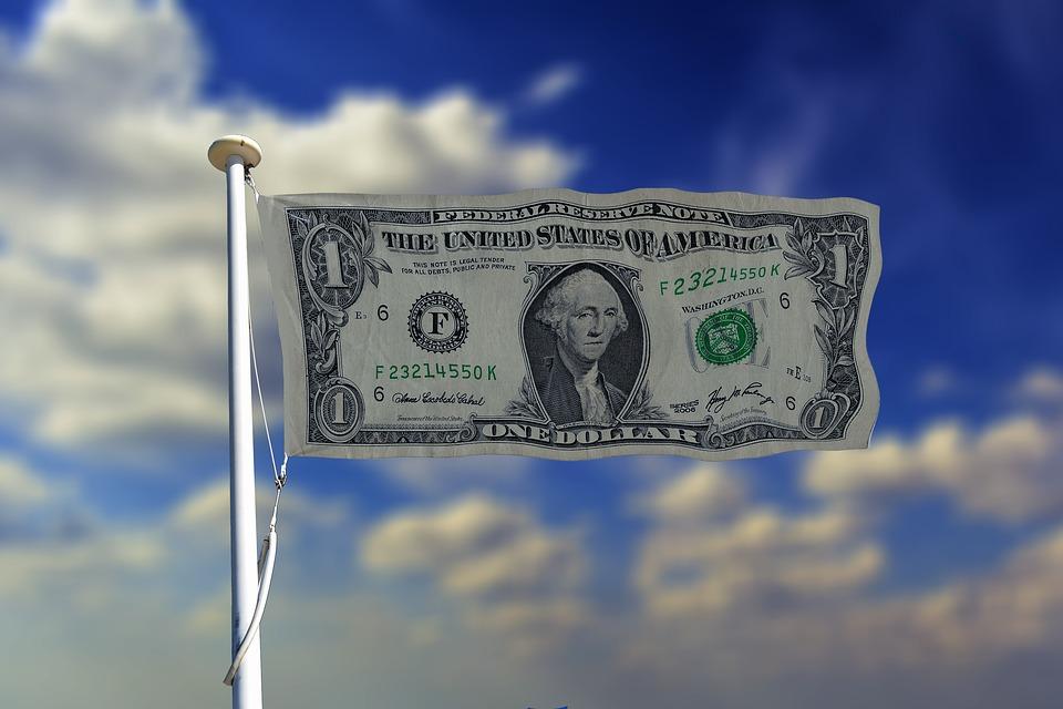 dolar vlajka