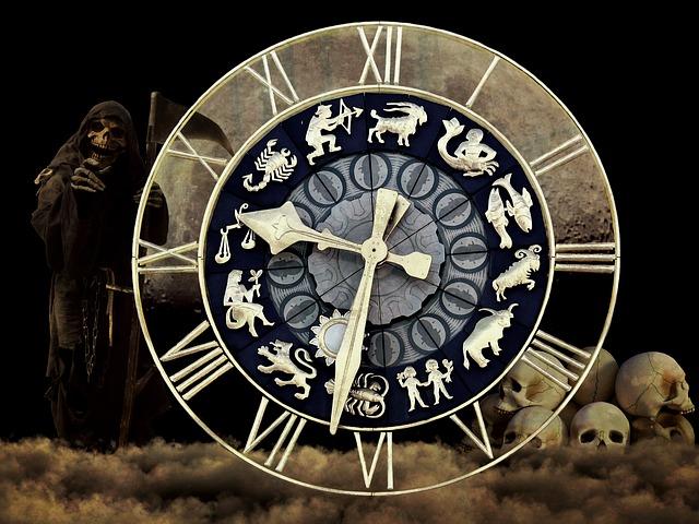 hodiny orloj