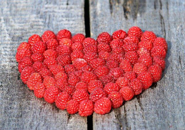 Chutné maliny pro zdraví i krásu
