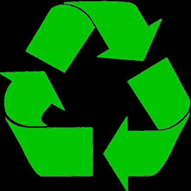 znak recyklace