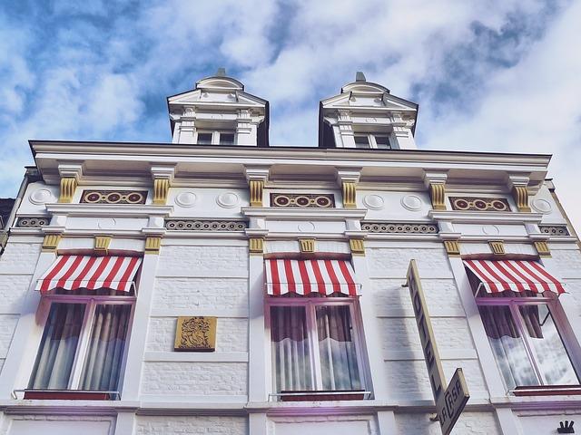 nizozemská budova