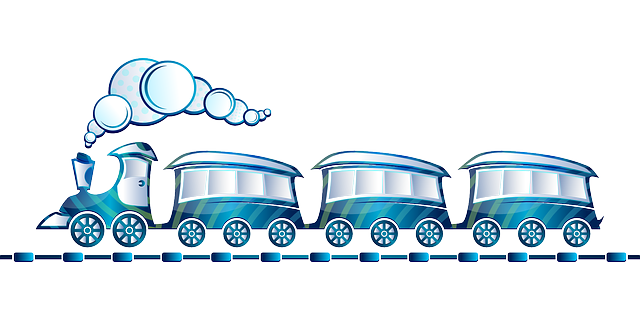 Sledování železničních vozidel