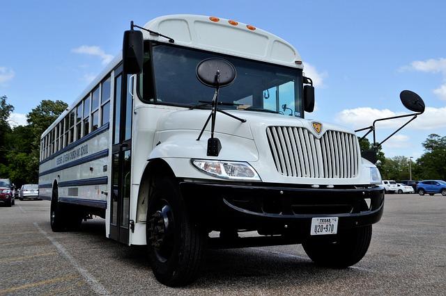církevní autobus