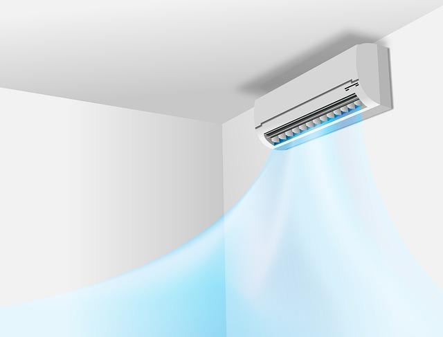 chlazení z klimatizace